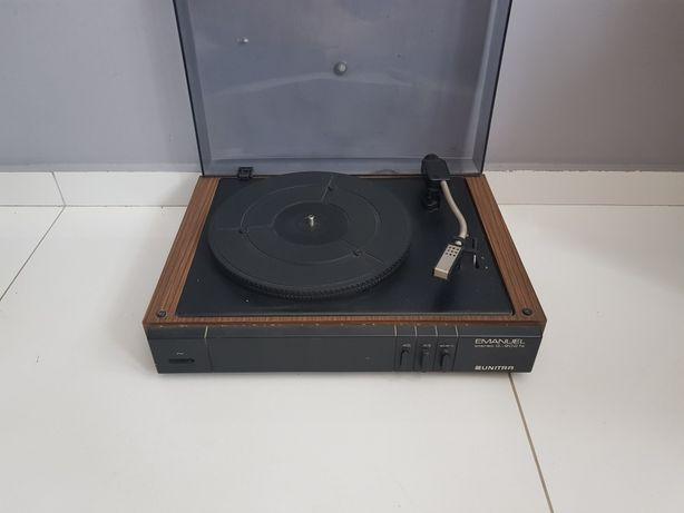 Gramofon Unitra Emanuel stereo G-902 fs.
