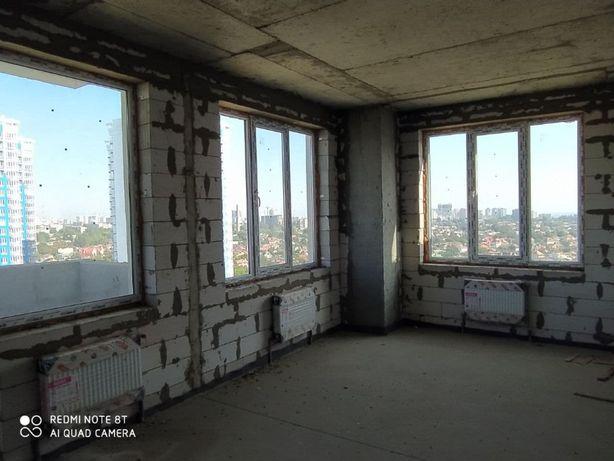 В продаже трёхкомнатная квартира 107 м2 в районе Альтаира (Дом сдан)