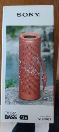 Coluna Bluetooth SONY SRS-XB23 (Autonomia até 12 h)