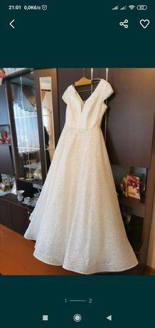 Продам весільне плаття )))