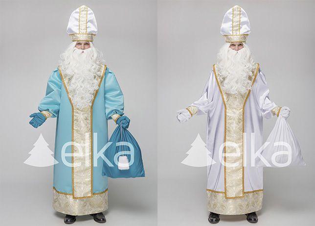 Костюм Святого Николая Премиум Духовный елка
