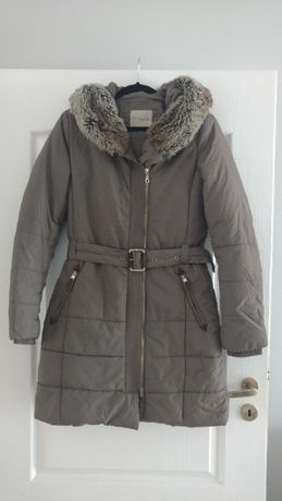 Kurtka płaszcz zimowy Carry roz M damski ciepły