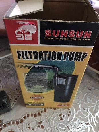 Фильтр в аквариум продам