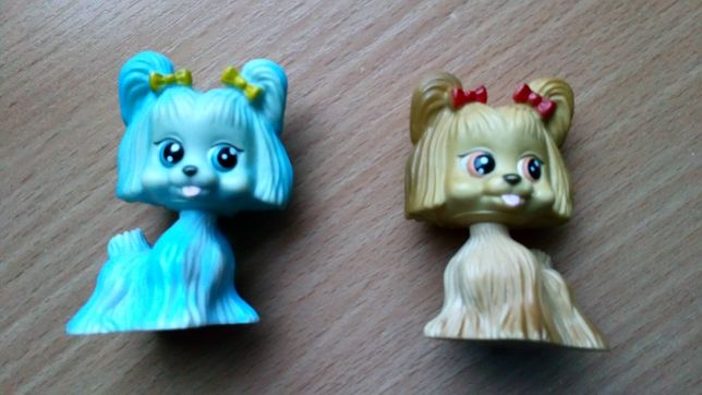figurki pieski 5,5 cm