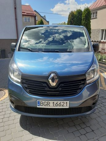 Renault Trafic 1.6 Salon Polska Prywatny