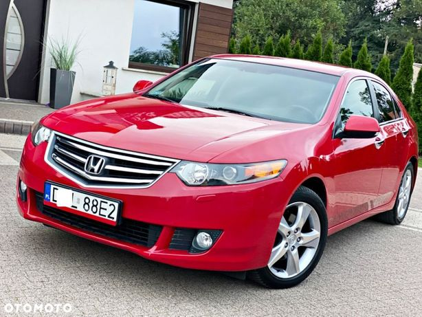 Honda Accord 2010R. 2.0 BENZ. 152KM AUTOMAT SEDAN Zarej. w Polsce ELEGANCE