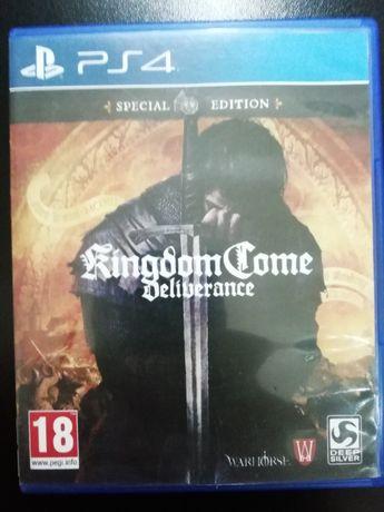 Kingdom Come Deliverance PS4 Playstation 4