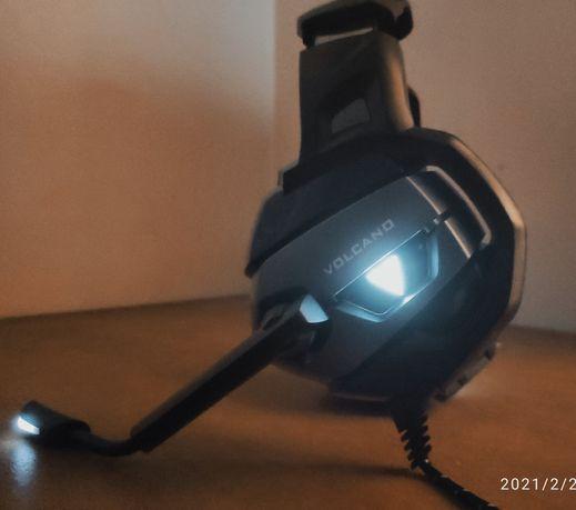 Słuchawki gamingowe USB