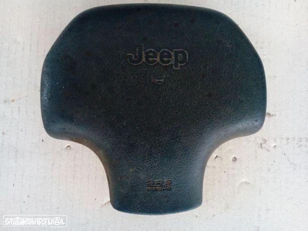 jeep grand cherokee airbag volante