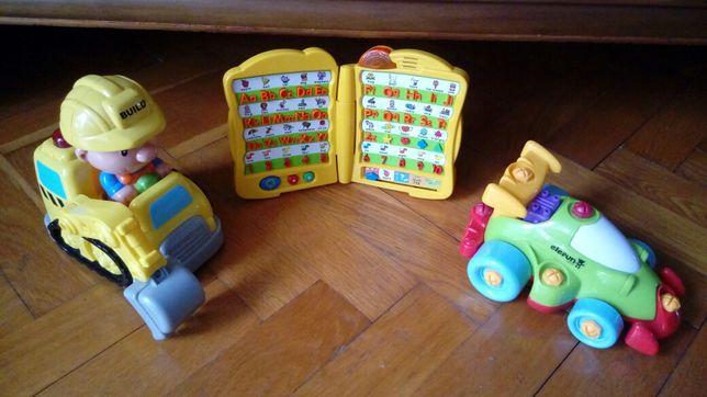 Zabawki interaktywne zestaw
