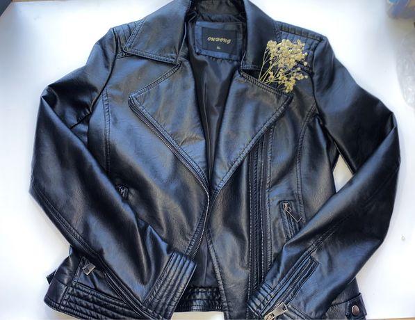 Кожаная курточка( косуха )