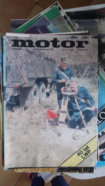 Motor egzemplarz kolekcjonerski