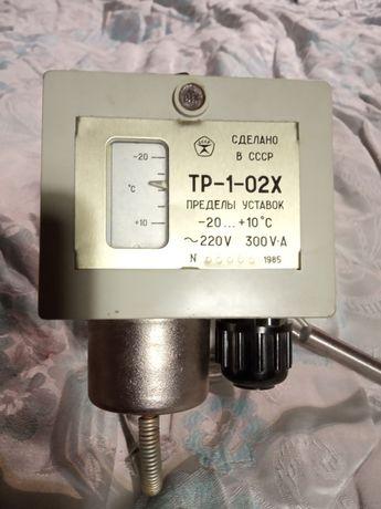 Термо-реле ТР-1-02Х