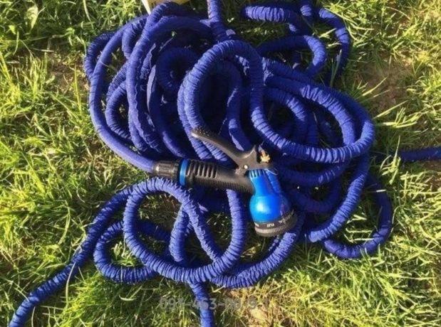 Шланг для огорода насадка водянные шланги