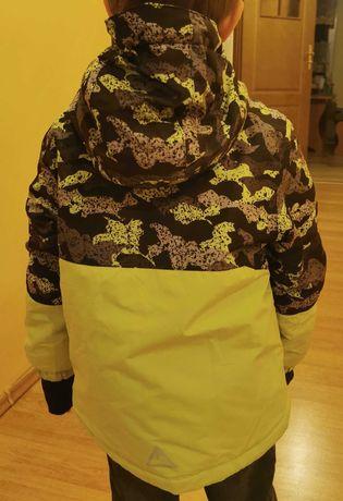Dziecięcia kurtka zimowa dla chłopczyka 110/116 Crivit