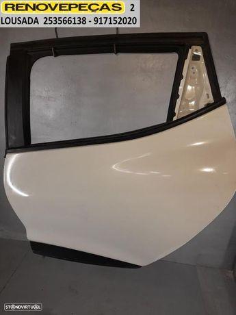 Porta Trás Esq Renault Clio Iv (Bh_)