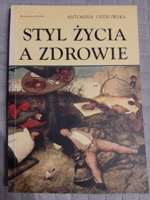 """""""Styl życia a zdrowie"""" Antonina Ostrowska Gliwice - image 1"""