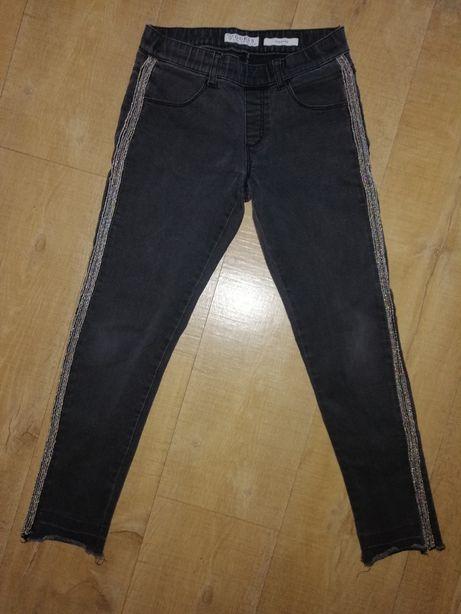 Guess spodnie legginsy  rozm 140 cudne