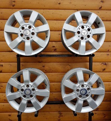 Felgi aluminiowe RONAL 5x112 ET 46 R16 A-Klassa W169