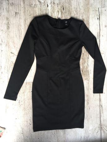 Jak NOWA czarna Sukienka H&M XS