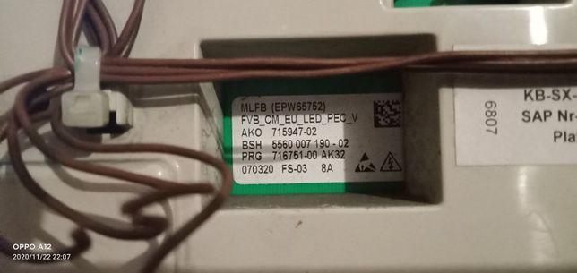 Силовой модуль СМА Bosch EPW66752