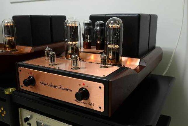 NAF New Audio Frontiers 845, lampowa końcówka mocy.