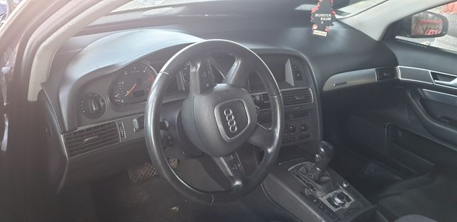 Deska rozdzielcza Audi a6c6