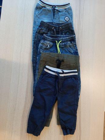 Spodnie jeansy chłopięce hm cool club Pepco