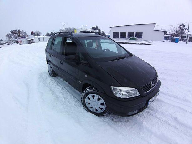 Opel Zafira 1.8 b wazne oplaty