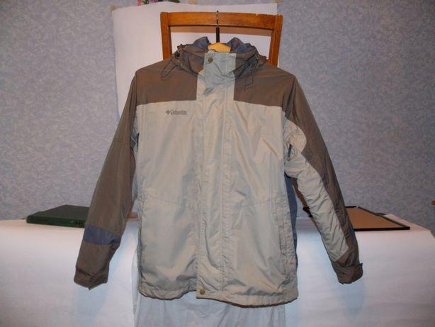 Columbia xl мужская Куртка