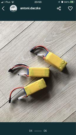 Baterie DemonRc DRC fusion 4s 1300mAh gnb akumulatory do racera