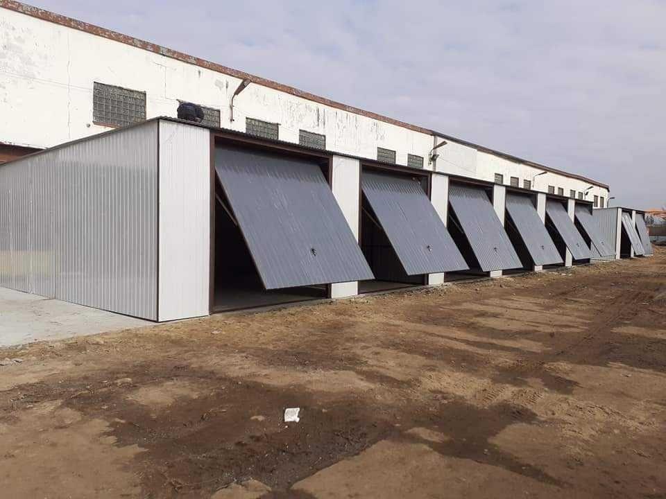 Garaże na każdy wymiar, hale , wiaty, producent, garaż 8x7