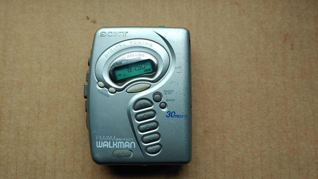 Sony walkman WM-FX271