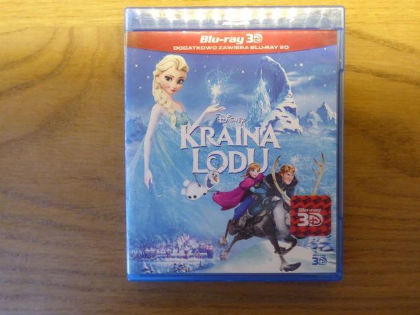 Kraina lodu 3D/2D Blu-ray