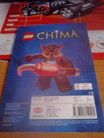 Księga Przygód LEGO Chima Możliwa negocjacja