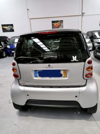 Smart 2004 gasolina 133.000km