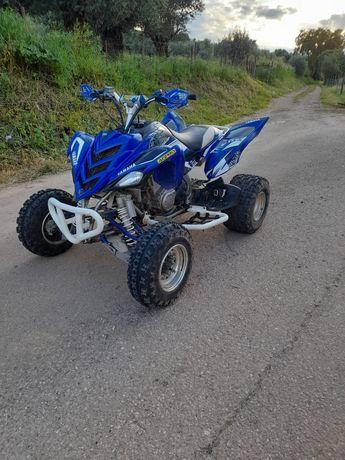 Moto 4 Raptor 700r
