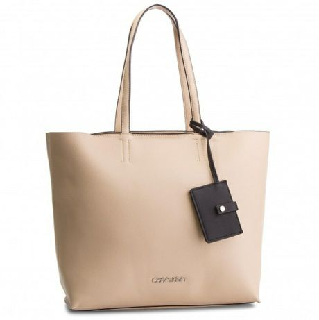 Oryginalna torebka, shopperka Calvin Klein