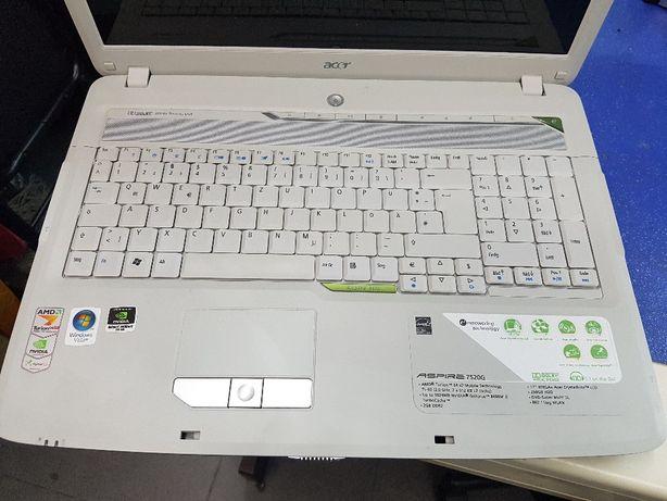 """Acer Aspire 7520G com Ecrã 17"""""""