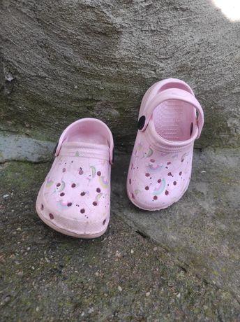 Кроксы детские единарошка
