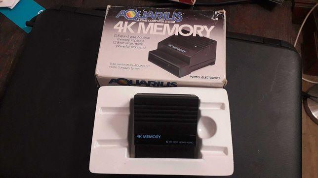 Memoria 4K para antigo computador AQUARIUS, nova
