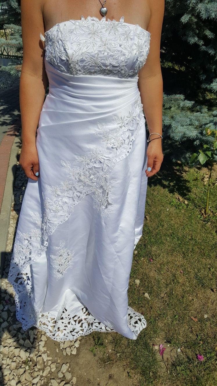Suknia ślubna rozmiar 42