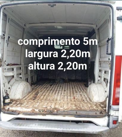 CARRINHAS e CONTENTORES de 6m³,16m³,20m³,30m³,40m³ entulho e resíduos
