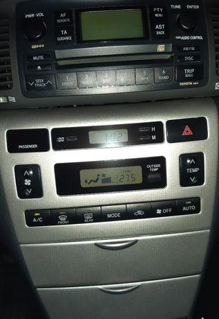 Panel sterowania klimatronik Toyota Corolla E12 2006 rok 100 tys. km !