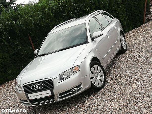 Audi A4 Alus, Klimatronic, Zadbana Prosto Z Niemiec