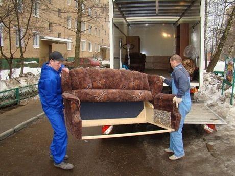 Перевезти диван в Харькове и Харьковской области очень легко