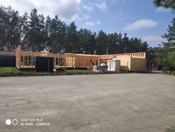 Строительство Орловщина, Песчанка,  Новоселовка, выезд в тот же день!