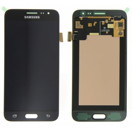Lcd display touch Samsung Galaxy J3 2016 J320 Preto/Dourado