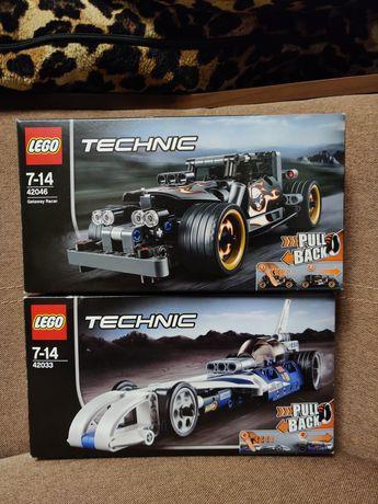 Lego Technic оригинал б/у 42046, 42033