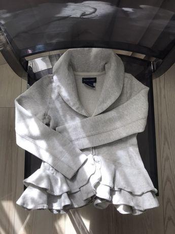 Стильный пиджак Ralf Lauren на 5-6 л в отл состоянии